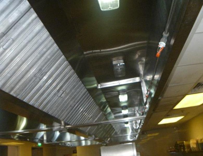 Kitchen Exhaust Design & Building